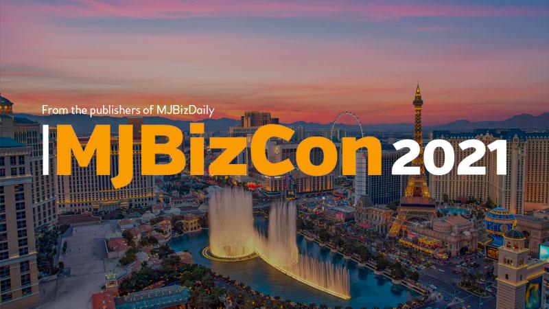 MJBiz Con 2021 Las Vegas